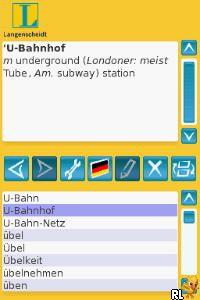 Langenscheidt Basic-Woerterbuch Englisch (Europe) (En,Fr,De,Es,It)
