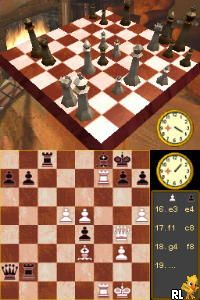 Chess (Europe) (En,Fr,De,Es,It)