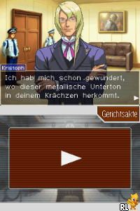 Apollo Justice - Ace Attorney (Europe) (Fr,De)