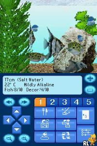 Aquarium by DS (Europe) (En,Fr,De,Es,It)