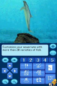 Fantasy Aquarium by DS (Europe) (En,Fr,De,Es,It)