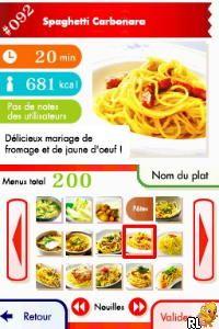 Lecons de Cuisine - Qu'Allons-Nous Manger Aujourd'hui (France)