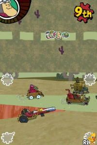 Wacky Races - Crash & Dash (Europe) (En,Fr,De,Es,It)