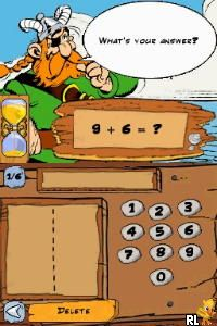 Asterix - Brain Trainer (Europe) (En,Fr,De,Es,It,Nl)