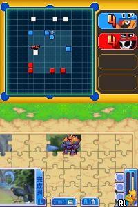 Jigsaw World - Daigekitou! Jig Battle Heroes (Japan)