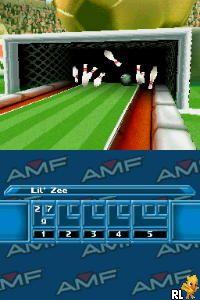 AMF Bowling Pinbusters! (USA)