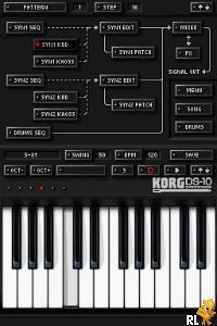 Korg DS-10 Synthesizer (Japan) (En)