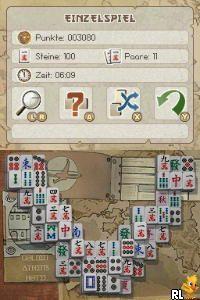 Mahjong - Eine Reise um die Welt (Europe) (En,Fr,De,Es,It)