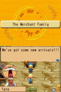 Harvest Moon DS - Island of Happiness (USA)