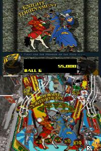 Dream Pinball 3D (Europe) (En,Fr,De,Es,It)