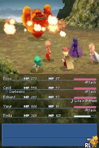Final Fantasy IV (Europe) (En,Fr,De,Es,It)