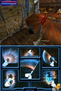 Play Nintendo DS Star Wars The Force Unleashed USA En