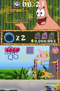 Drawn to Life - SpongeBob SquarePants Edition (USA) (En,Fr)