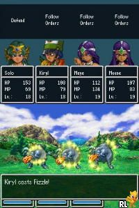 Dragon Quest IV - Chapters of the Chosen (USA) (En,Fr,Es)