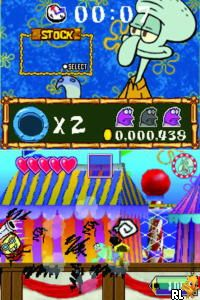 Drawn to Life - SpongeBob SquarePants Edition (Europe) (En,Fr,De,It,Nl)