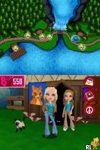 Barbie Horse Adventures - Riding Camp (USA) (En,Fr)