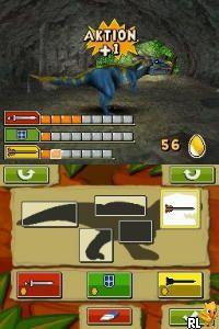 Battle of Giants - Dinosaurs (USA) (En,Fr,Es)