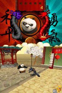 Kung Fu Panda - Legendary Warriors (Europe) (En,Fr,De,Es,It,Nl)