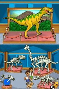 Go, Diego, Go! - Great Dinosaur Rescue (USA)
