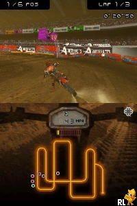 Moto Racer DS - Moto GP, Traffic, Super Cross, Freestyle (Europe) (En,Fr,De,Es,It)