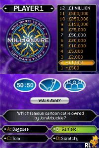 Who Wants to Be a Millionaire - 2nd Edition (Europe) (En,Fr,De,Es,It,Nl)