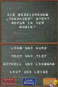 Das Weiss Doch Jedes Kind! (Germany)