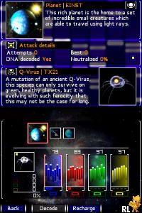 Double Sequence - The Q-Virus Invasion (USA) (En,Fr,De,Es,It)