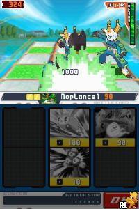 Mega Man Star Force 2 - Zerker x Saurian (Europe) (En,Fr,De,Es,It)