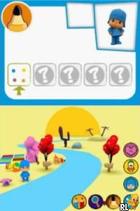 Hello, Pocoyo! (Europe) (En,Fr,De,Es,It)