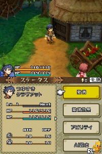 Final Fantasy Crystal Chronicles - Echoes of Time (Japan)