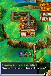 Dragon Quest - The Hand of the Heavenly Bride (Europe) (En,Fr,De,Es,It)