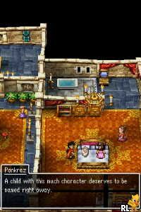Dragon Quest V - Hand of the Heavenly Bride (USA) (En,Fr,Es)