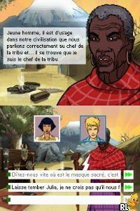 Mais Ou Se Cache Carmen Sandiego - Mystere au Bout du Monde (Europe) (En,Fr)