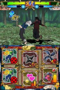 Naruto - Ninja Destiny II - European Version (Europe) (En,Fr,De,Es,It)