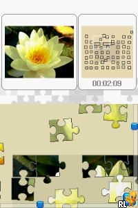 Blumen & Muster Puzzle - Echter Puzzlespass fuer Unterwegs (Europe) (En,Fr,De,Es,It)