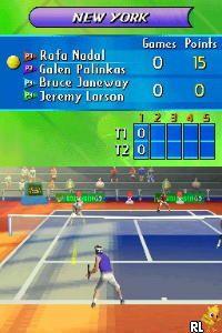 Rafa Nadal Tennis (USA) (En,Fr)