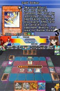 Yu-Gi-Oh! 5D's - Stardust Accelerator - World Championship 2009 (Europe) (En,Ja,Fr,De,Es,It)