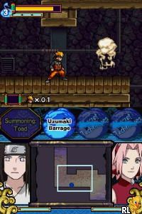Naruto Shippuden - Ninja Council 4 (USA) (En,Fr,Es)