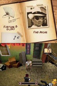 Indiana Jones and the Staff of Kings (USA) (En,Fr)