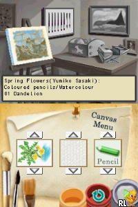 Paint by DS - Classic Masterpieces (Europe) (En,Fr,It)