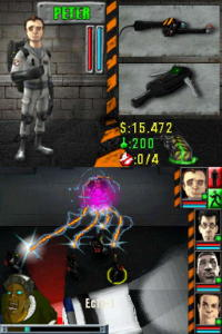 Ghostbusters - The Video Game (USA) (En,Fr,Es)