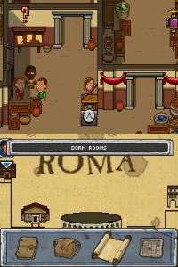 Horrible Histories - Ruthless Romans (Europe) (En,Fr,De,Es,It)