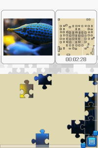 Underwater Puzzle - Echter Puzzlespass fuer Unterwegs (Europe) (En,Fr,De,Es,It)