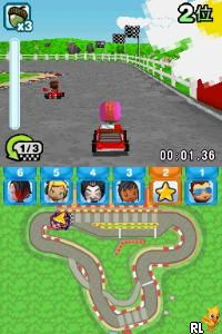 Boku to Sim no Machi - Racing (Japan)