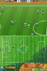 Ico Soccer (Europe) (En,Fr,De,Es,It)