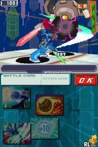 Mega Man Star Force 3 - Red Joker (USA)