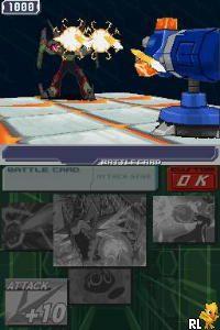 Mega Man Star Force 3 - Black Ace (USA)