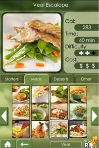 My Cooking Coach - Prepare Healthy Recipes (Europe) (NDSi Enhanced)