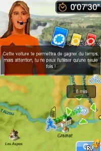 Carte au Tresor, La - Le Jeu Video Officiel (France)