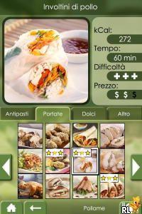 Mio Coach di Cucina, Il - Prepara Cibi Sani e Gustosi (Italy) (NDSi Enhanced)